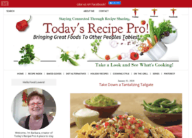 todaysrecipepro.com