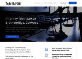 toddbarson.com