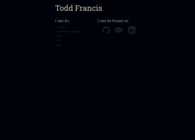 toddish.co.uk