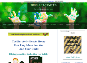 Toddler-activities-at-home.com