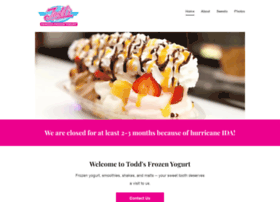 todds-frozen-yogurt.com