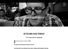 toddsattersten.com