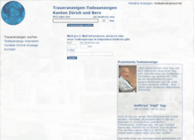todesanzeigen-umkreis.ch