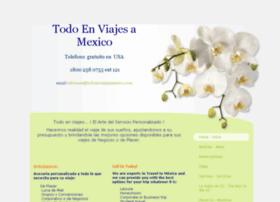todoenviajesamexico.com