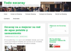 todoezcaray.com