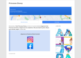 todoprincesasdisney.com