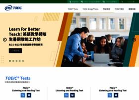 toeic.com.tw
