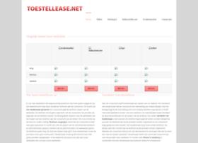 toestellease.net