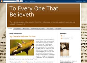 toeveryonethatbelieveth.blogspot.com