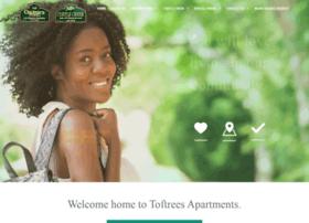 toftreesapartments.com