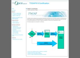 togaf9-cert.opengroup.org