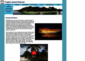 togianislandretreat.com