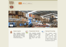 tokasuppliers.com