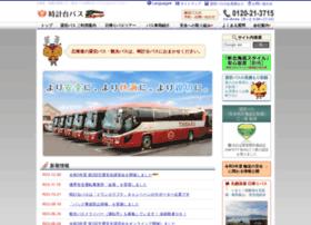 tokeidai-bus.co.jp