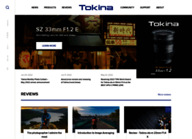 tokinalens.com