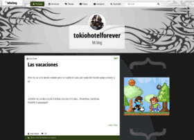 tokiohotel4erver.obolog.com