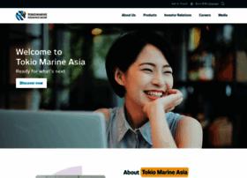 tokiomarineasia.com