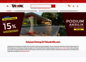 tokoakrilik.com