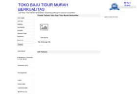 tokobajutidur.com