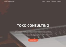 tokoconsulting.com