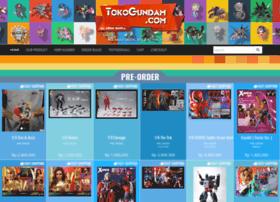 tokogundam.com