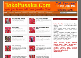 tokopusaka.com