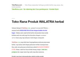 tokorana.com