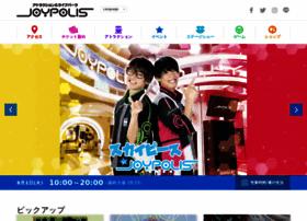 tokyo-joypolis.com
