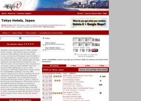 tokyo-jp.hotels-x.net