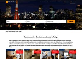 tokyo-serviced-apartments.com