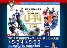 tokyo-u14.com