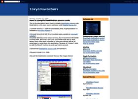tokyodownstairs.blogspot.com