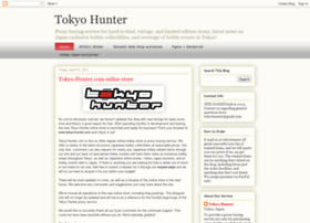 tokyohunter.blogspot.com