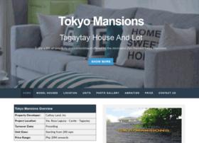 tokyomansions.com
