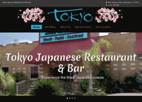 tokyoshreveport.com