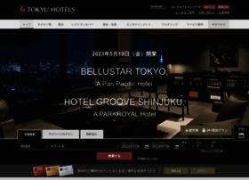 tokyuhotels.co.jp