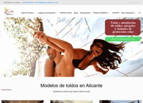 toldoscostablanca.com