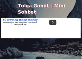 tolgagonul.net