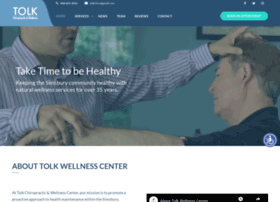 tolkwellnesscenter.com