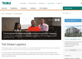 toll-logistics-asia.com