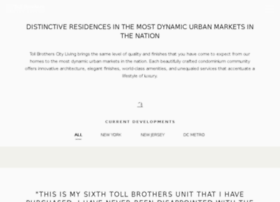 tollbrotherscityliving.com