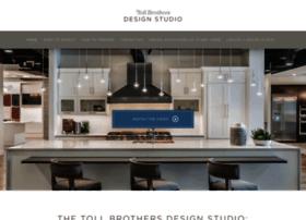 tollbrothersdesignstudio.com