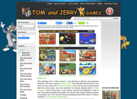 tom-and-jerry-games.com