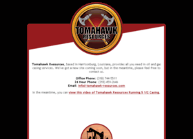 tomahawk-resources.com