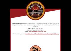 tomahawk-resources.com
