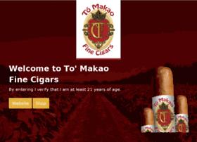 tomakaocigarsshop.com