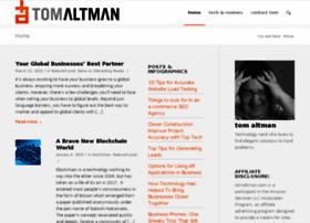 tomaltman.com
