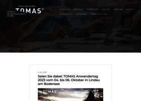tomas-travel.com