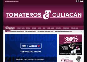 tomateros.com.mx