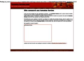 tomates-farcies.com